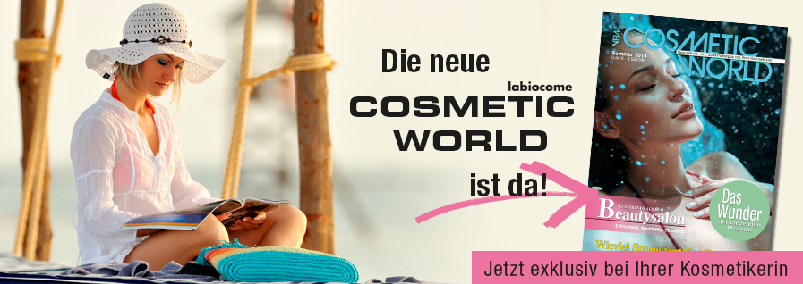 Cosmetic World Sommer 2018